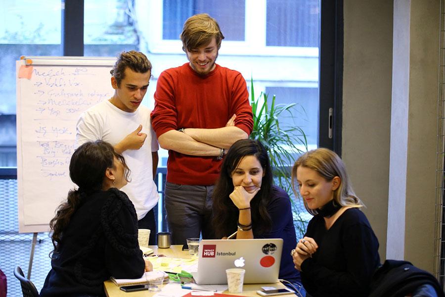 Allianz ve Impact Hub'tan küresel işbirliği