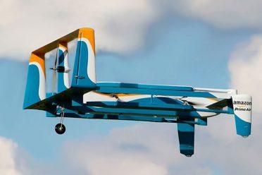 Amazon droneları araçları şarj etmeye gelecek