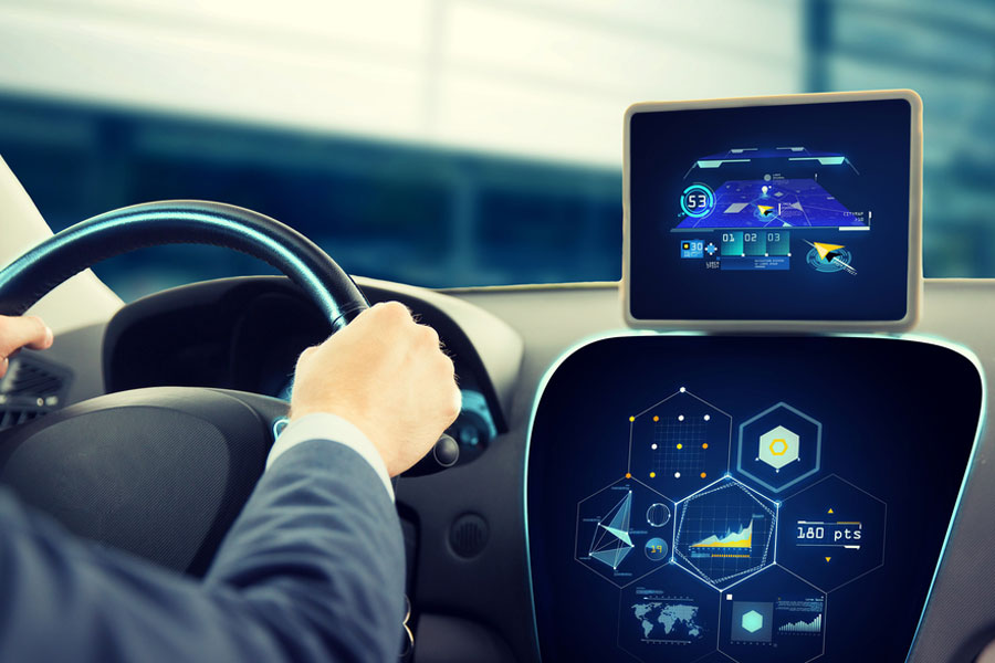 Araç içi teknolojiler kaza riskini artırıyor