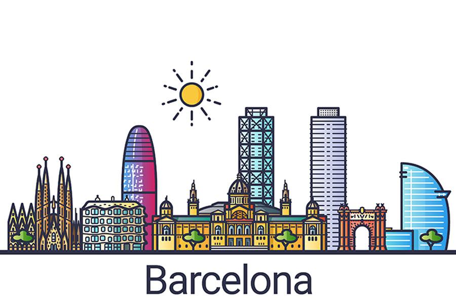 Barcelona, İspanya'dan ayrılırken veya Barcelona start-up ekosistemi