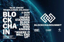 """Yükselen değer """"blok zinciri"""" teknolojisi, Blockchain Summit'17'de konuşuldu"""
