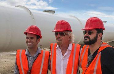 Elon Musk projesi Hyperloop One'a dev ortak