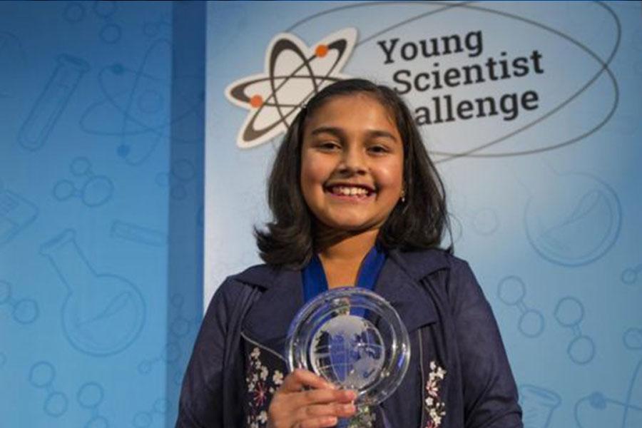 App bağlantılı icadıyla ABD'nin 'en iyi genç bilimcisi' oldu