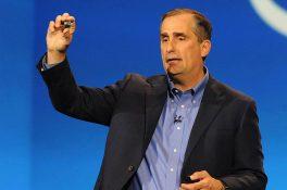 CES 2018'in ilk konuşmacısı: Intel CEO'su Brian Krzanich