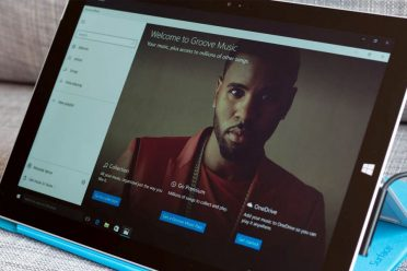 Microsoft, Groove Music hizmetine son veriyor