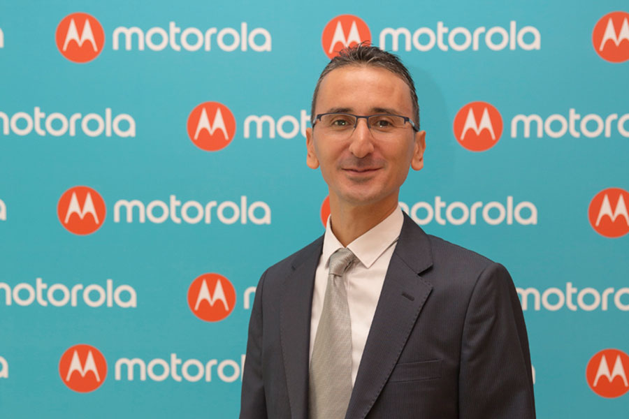 Motorola Türkiye Can Karaca'ya emanet