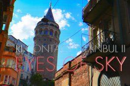 İlk sinematografik mobil oyun: Recontact İstanbul II Eyes of Sky