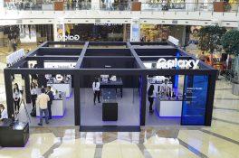 Deneyimi odağına alan Samsung Galaxy Studio İstanbul'da
