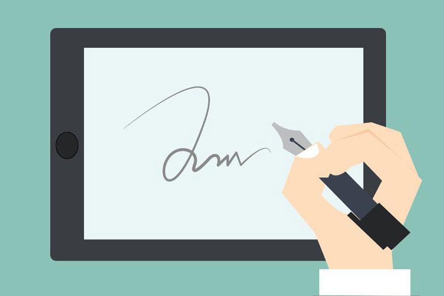 Elektronik haberleşme aboneliğinde dijital imza dönemi