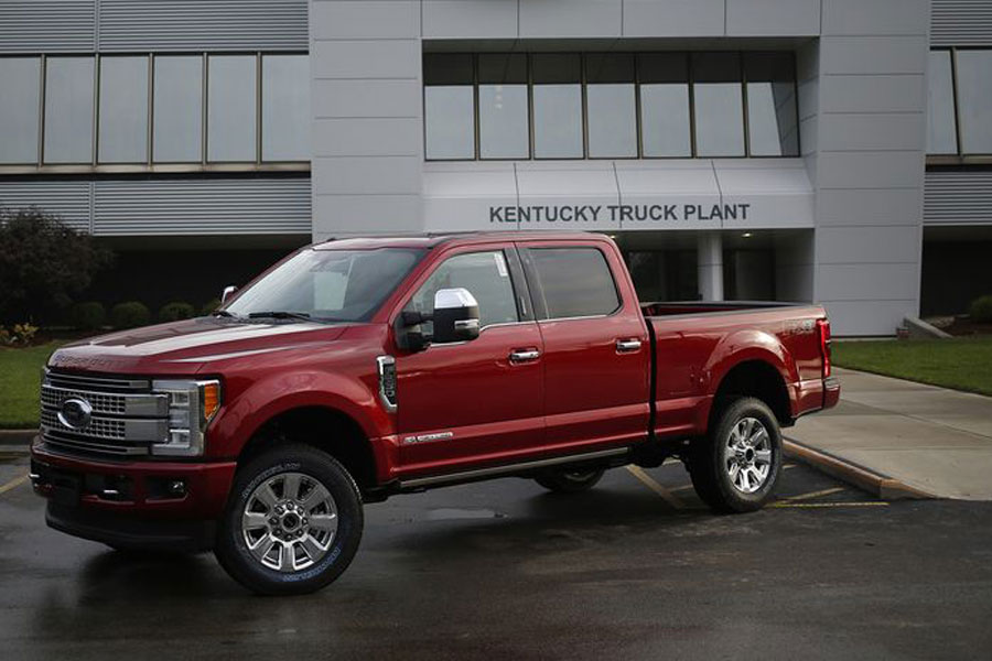 ABD'nin en çok satan aracı geri toplatılıyor