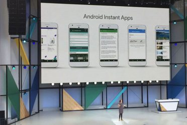 Instant Apps Google PlayStore