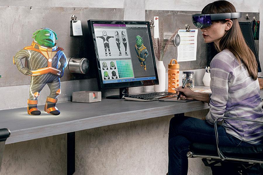 HoloLens Avrupa'da yaygınlaşıyor