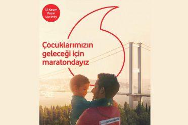 Vodafone'dan maratona kayıt yaptıran çocuklara kodlama eğitimi