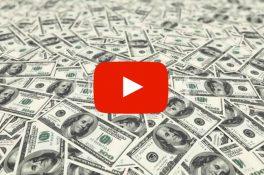 YouTube'dan kaç milyon dolar kazanılabilir?