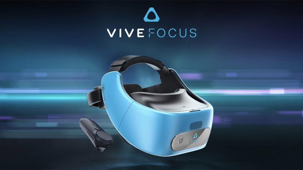 HTC'nin bağımsız sanal gerçeklik başlığı Vive Focus VR gün yüzüne çıktı