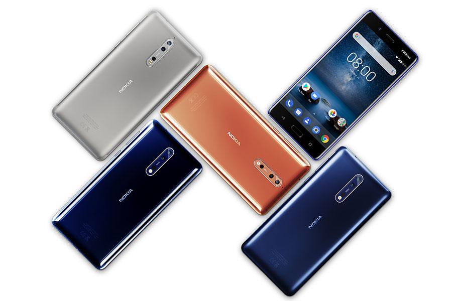 Nokia 8 için Android 8.0 Oreo yayınlandı