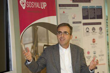 Fayda odaklı iletişim platformu: SosyalUp