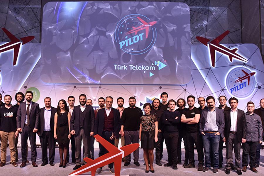 Türk Telekom'dan girişimciliğin her aşamasına destek