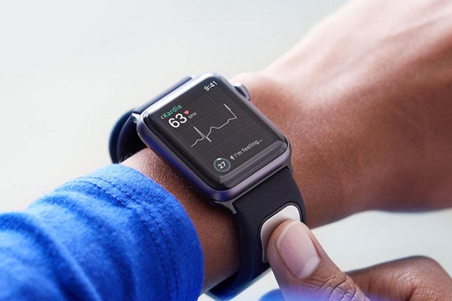 Apple Watch'u hayatını kurtardı