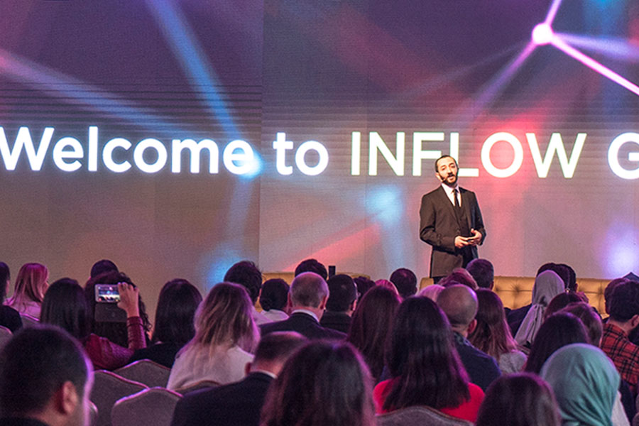 Influencerlar'lar INFLOW Global Summit'te bir araya geldi