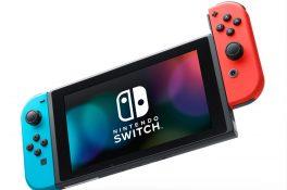 Nintendo'dan rekor Switch satışı