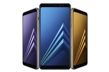 Samsung, Galaxy A8 ve Galaxy A8+ modellerini duyurdu