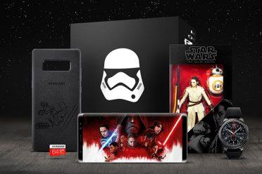 StarWars: Son Jedi Samsung