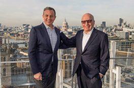 Walt Disney Company, Fox'u 52.4 milyar dolara satın alıyor
