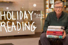 Bill Gates'ten takipçilerine tatil ödevi