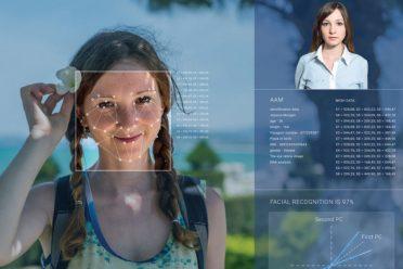 biyometrik yüz teknolojisi
