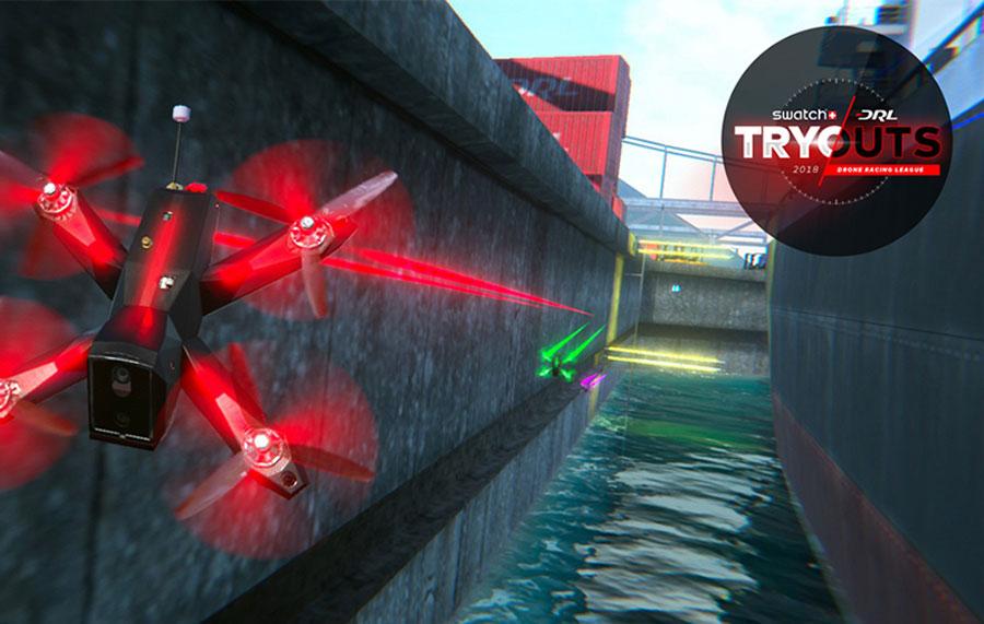 Drone Yarışları Ligi seçmeleri açıklandı