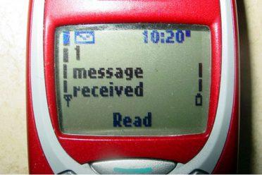 SMS 25 yaşında