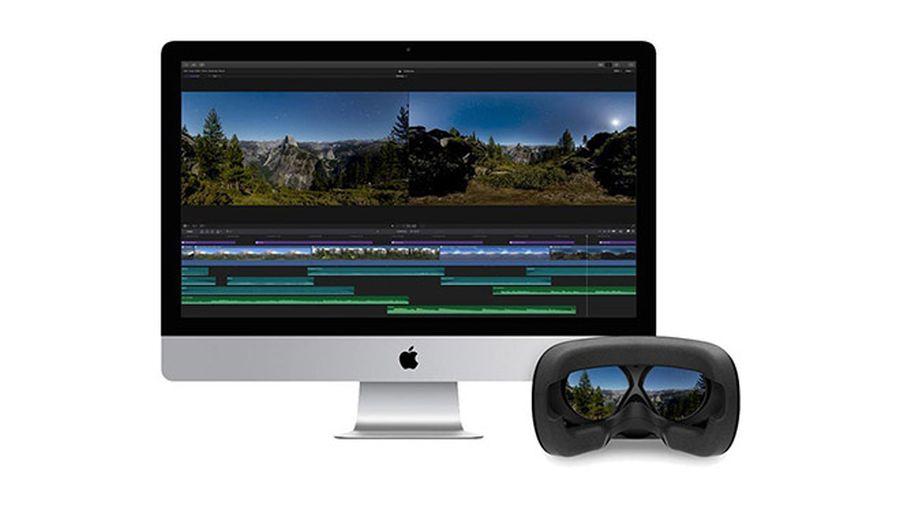 Final Cut Pro X'e 360 derece VR video düzenleme desteği