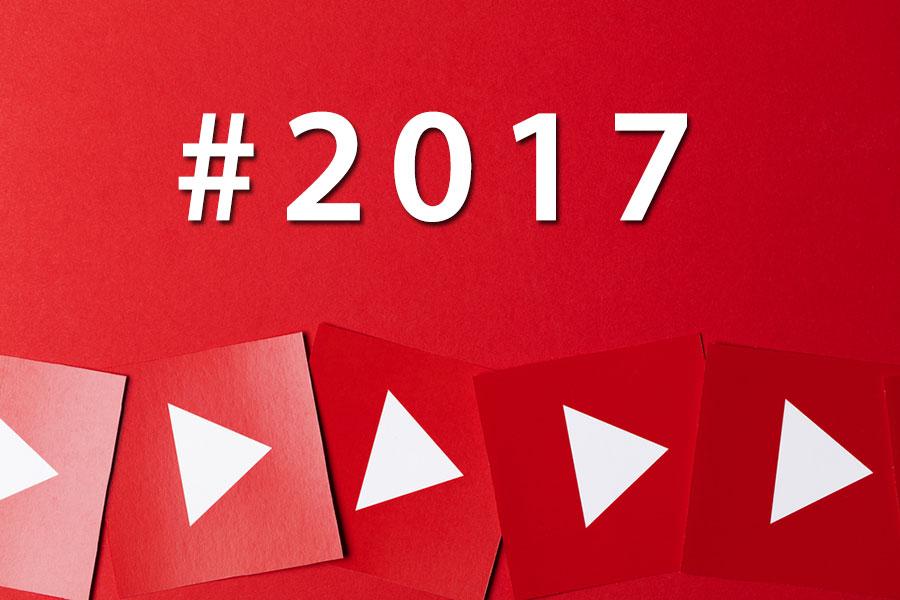 YouTube, 2017'nin en popüler videolarını açıkladı