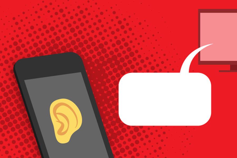 Akıllı telefon uygulamalarınız sizi dinliyor olabilir