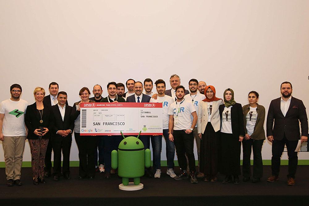 Google Türkiye ve Girişimcilik Vakfı'ndan yenilikçi fikirlere ödül