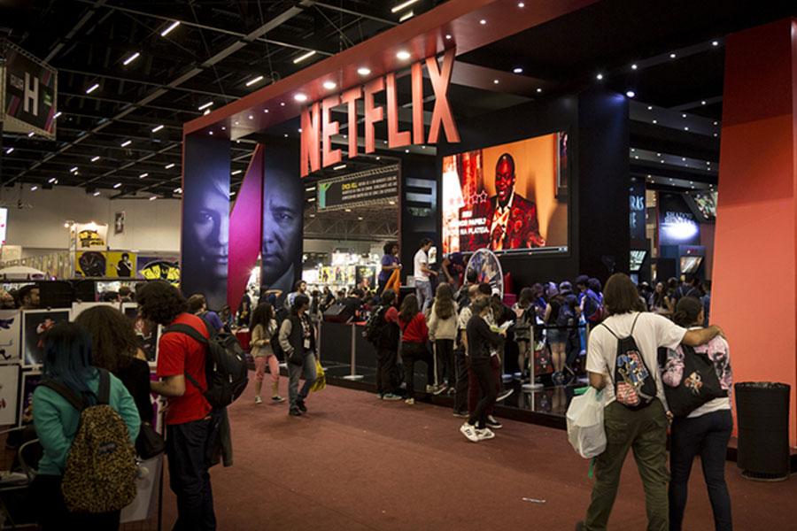 Netflix'in piyasa değeri 100 milyar doları aştı