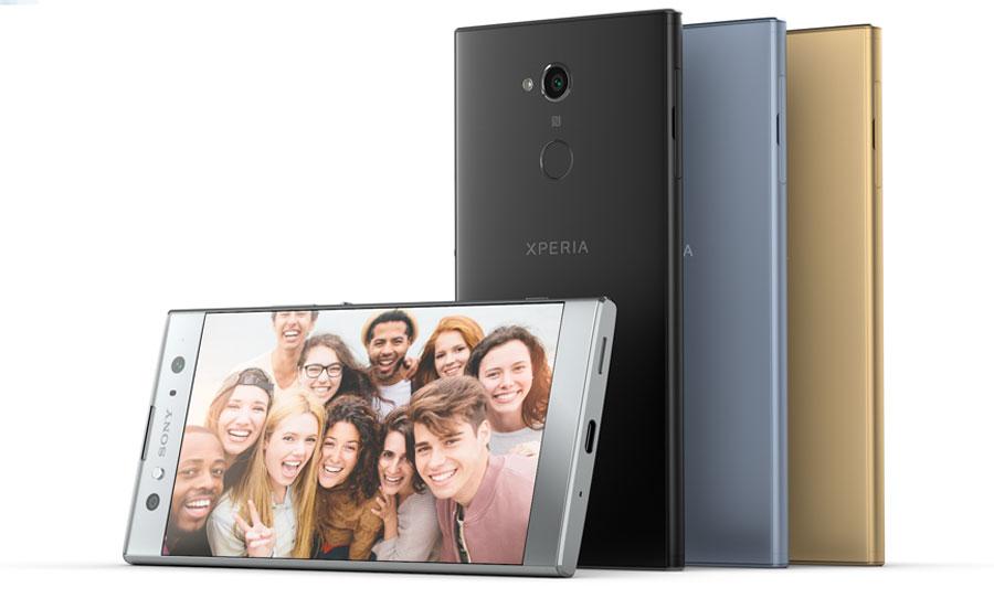 Sony Xperia XA2, Xperia XA2 Ultra ve Xperia L2 tanıtıldı