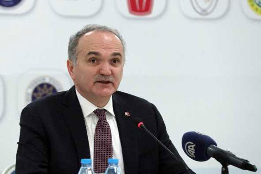 """""""Teknolojide Türk gücünü ortaya koyacak"""" protokol imzalandı"""