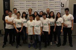 Workinton'dan girişimci gençlere 'kuluçka' desteği