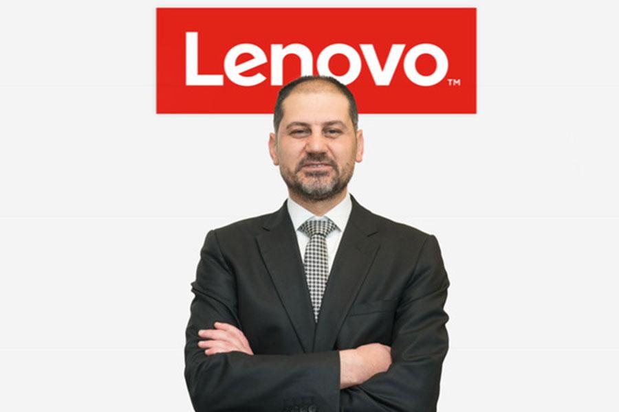 Lenovo Türkiye'ye yeni atama