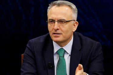 Maliye Bakanı: Kripto paralarla ilgili çalışmalarımız sürüyor