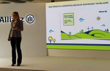 Allianz Türkiye 3 sürdürülebilirlik çözümünü hayata geçirdi