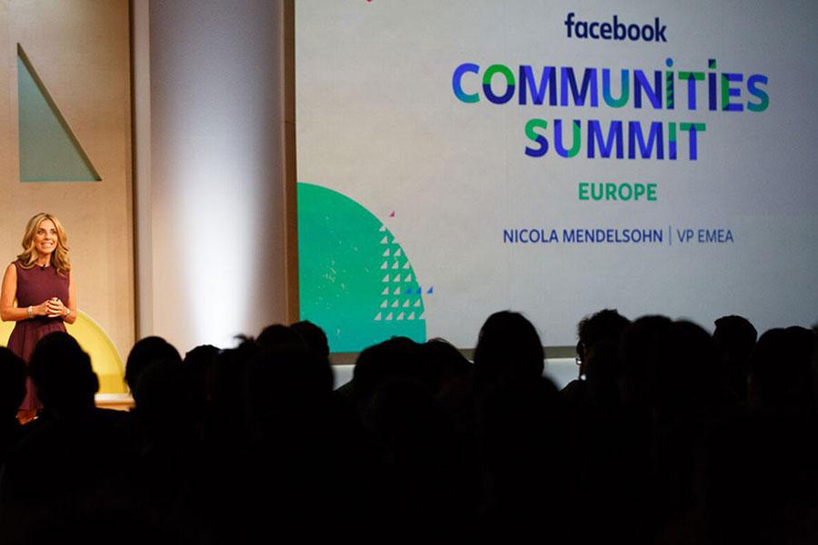 Facebook'tan topluluk kuranlara 1 milyon dolara varan yatırım