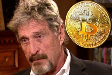 McAfee 'Bitcoin 1 milyon dolar olacak' iddiasını yineledi