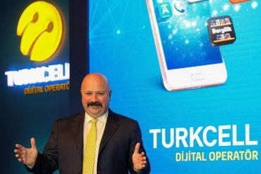 Turkcell dijital operatör dönüşümüyle gelirlerini artırdı