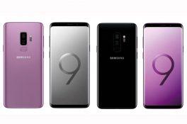 Samsung Galaxy S9 ve S9+ ön siparişe çıktı