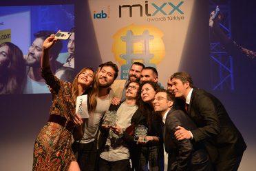 MIXX Awards Türkiye'nin kazananları belli oldu