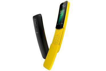 Nokia 8110 geri döndü