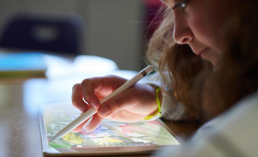 Apple'dan öğrenciler için program: Everyone Can Create